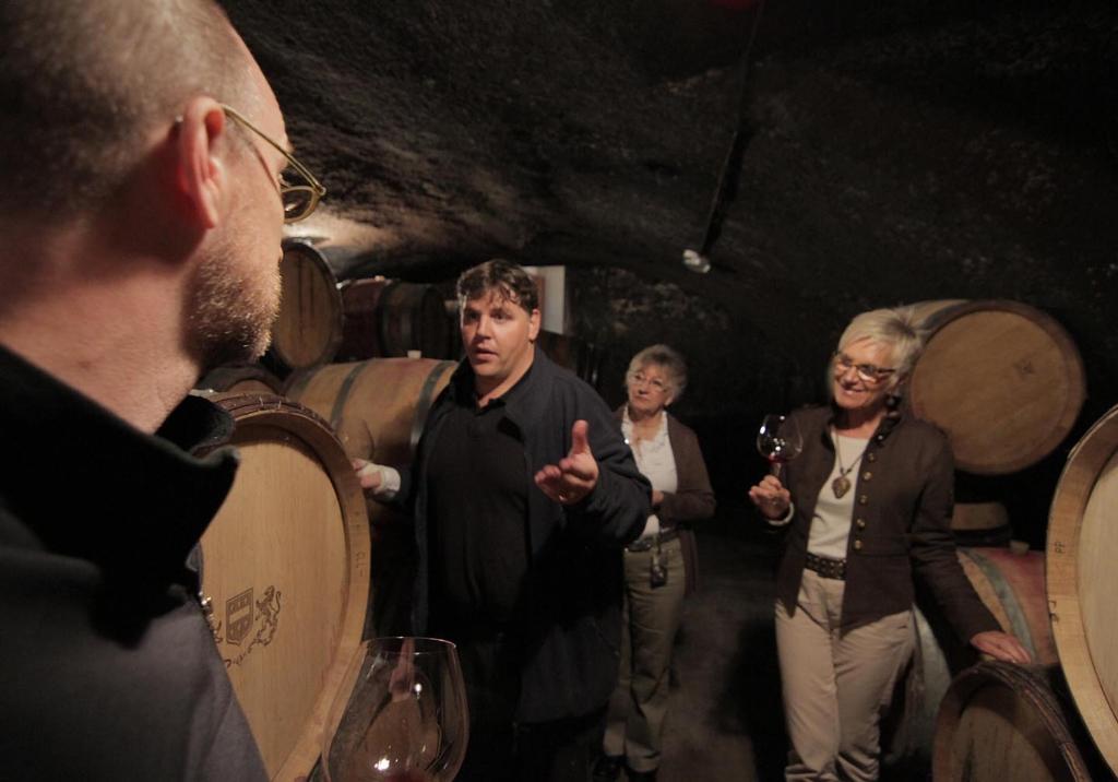 Wina cellars